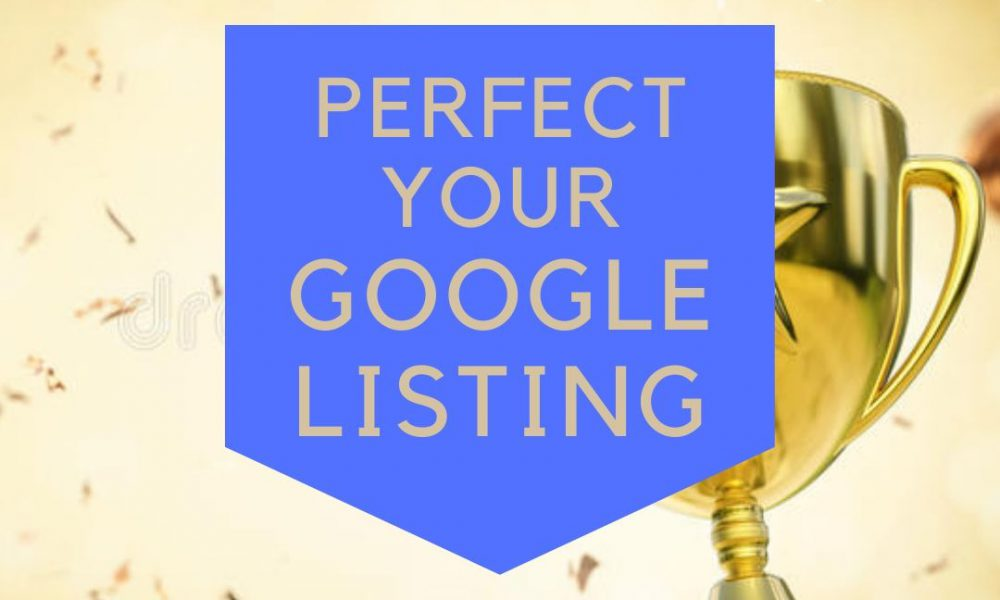 Perfect your Google Review