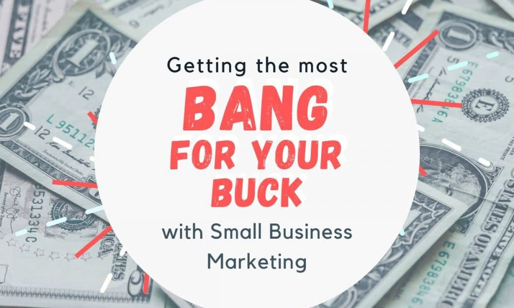small business marketing value
